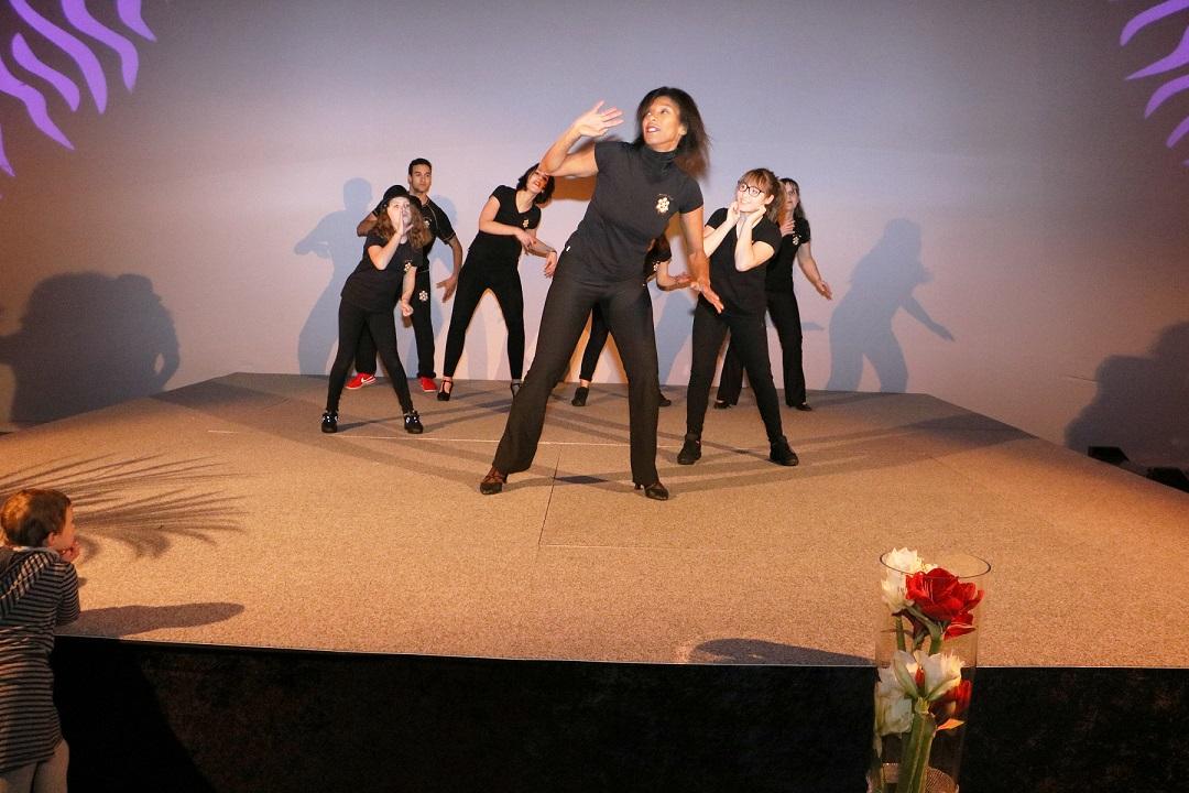 Danse avec Art on Stage