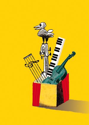 Concert: concert de poche