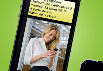 Inscription à Saint-Pierre mobile