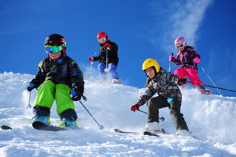 Inscription au séjour de ski à Châtel