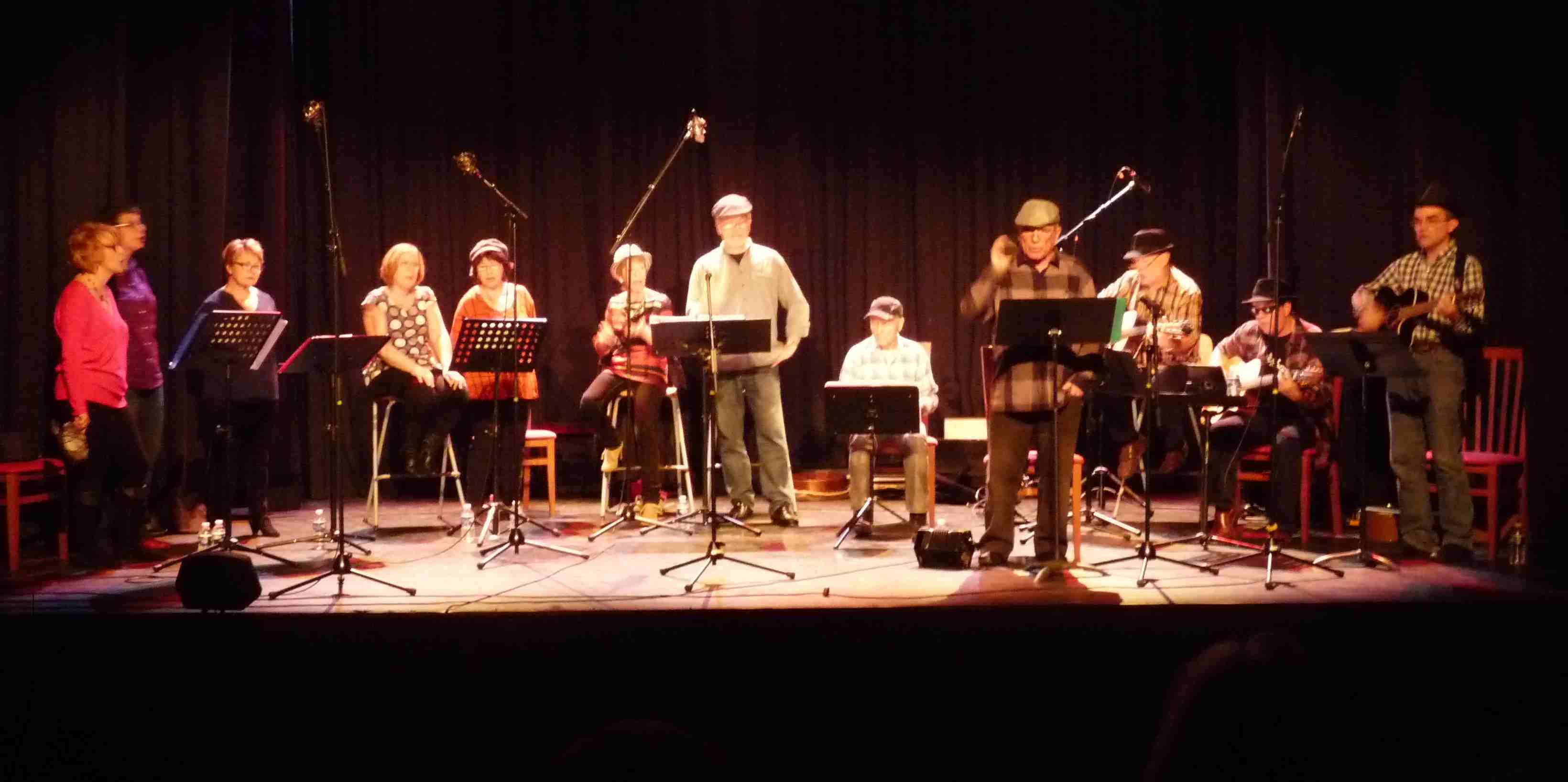 Concert: soirée irlandaise
