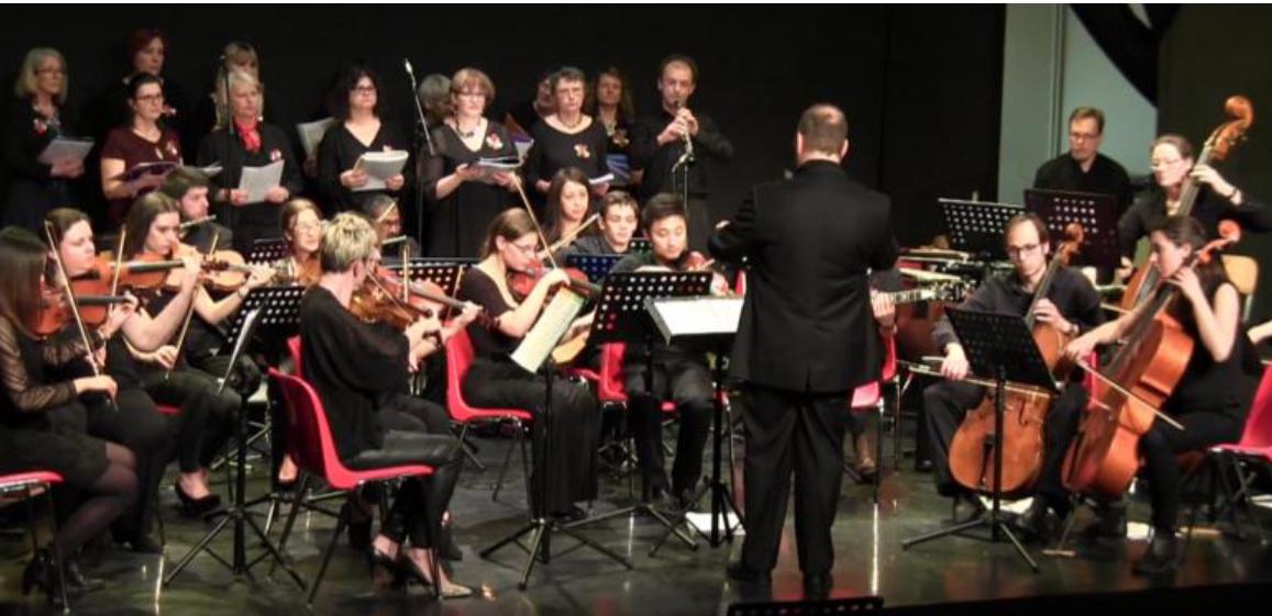 Concert: songs for Ireland