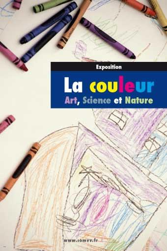 Exposition: la couleur: art, science et nature