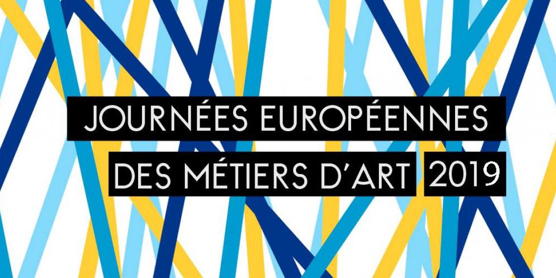 Exposition-atelier: journées européennes des métiers d'art