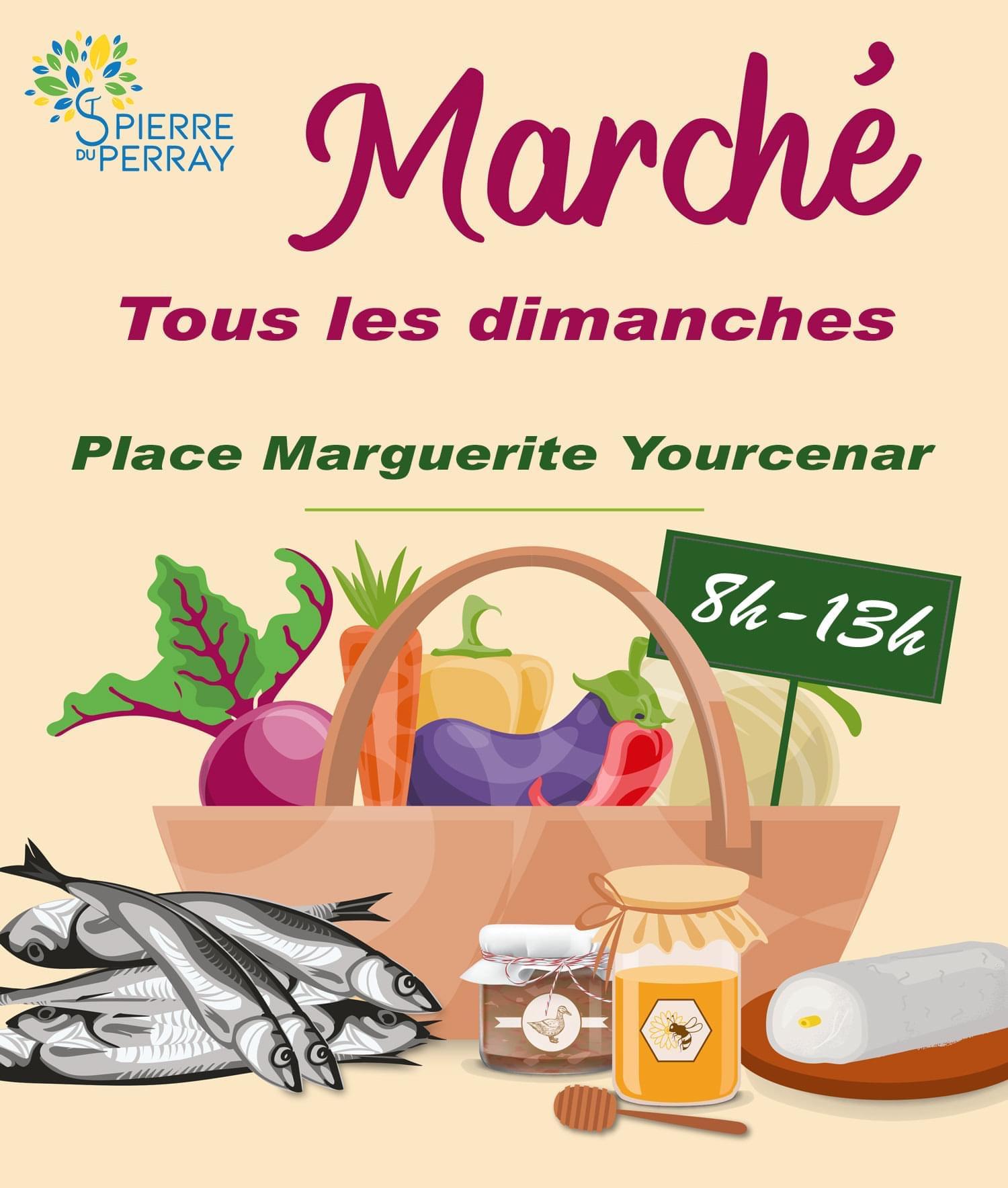 Marché Hebdomadaire