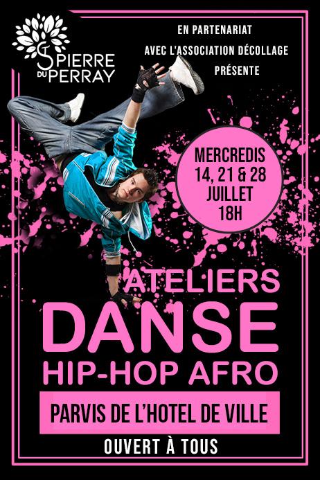 Ateliers Danse Hip-Hop Afro