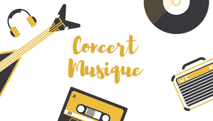 Concert de Musique: AMAP