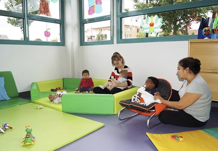 Crèche communale de la Maison des Petits Pas