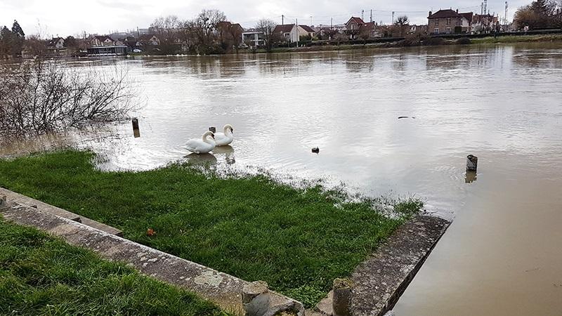 Avis aux habitants sinistrés suite aux inondations